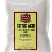 amazon citric acid