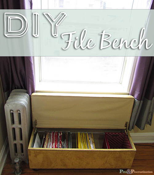 http://pinsandprocrastination.com/diy-file-bench/