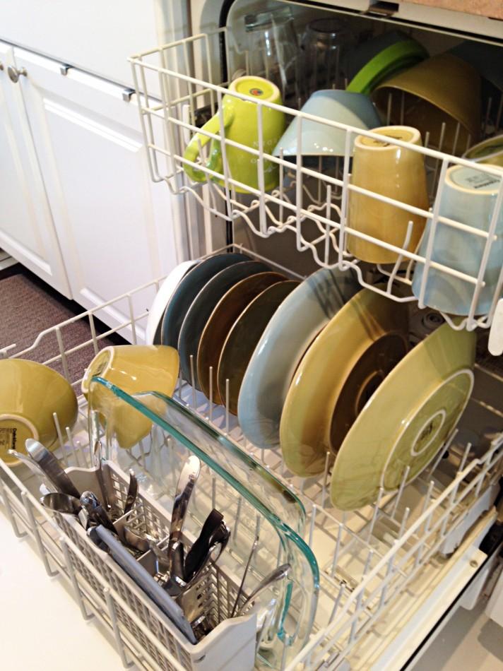 homemade dishwasher detergent tabs (borax free)