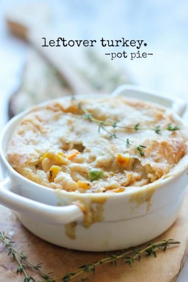 Leftover-Thanksgiving-Turkey-Pot-Pie damn delicious