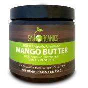 amazon mango butter