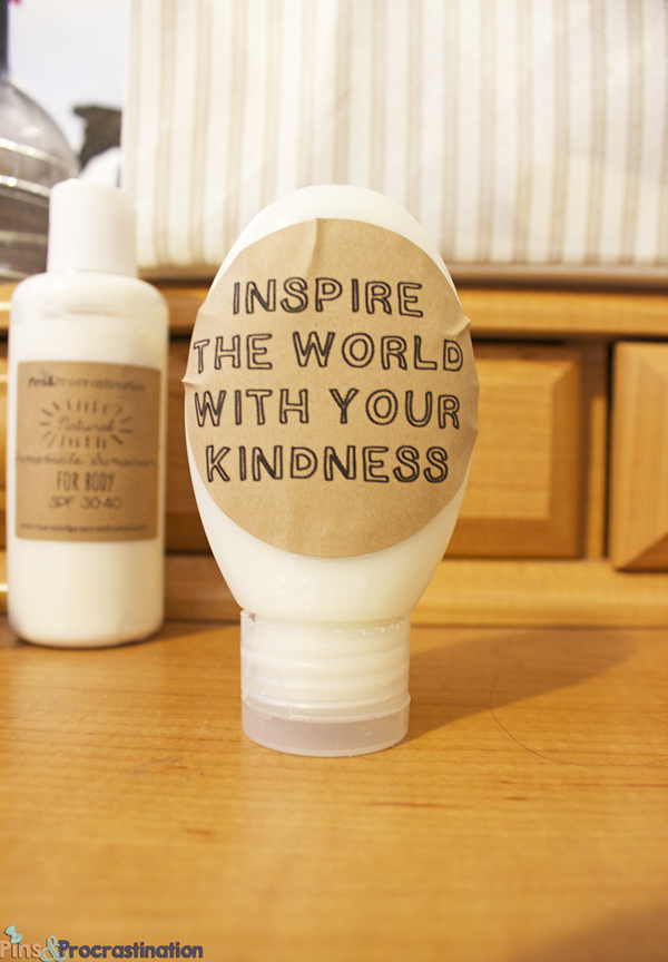 How to Use Your Beauty Routine to Get Ready for the Day Ahead: Inspire the world with your kindness
