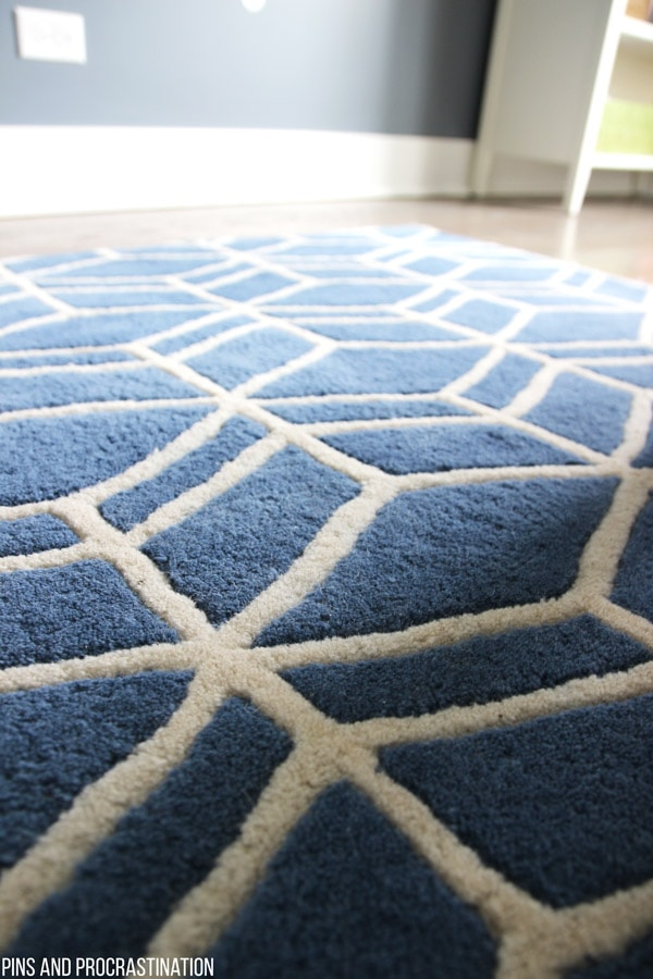 Carpets need a good cleaning regularly to keep them nice and fresh and make sure there isn't anything unpleasant lurking in there. After all, carpets are great places for mold and pests to hide- and those are two things I really try to avoid in my home. This homemade carpet cleaner is all natural, and will prevent and treat icky odors, mold, and pests from permeating your carpet. This super easy two-ingredient green carpet cleaner takes 5 minutes to make and costs less than fifty cents- so get cleaning!