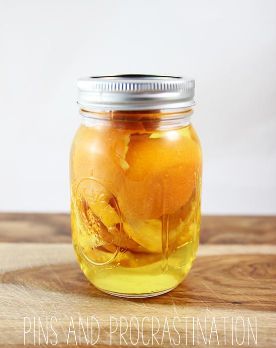 How Do I Make My Vinegar Smell Good? Homemade Citrus Infused Vinegar for Cleaning