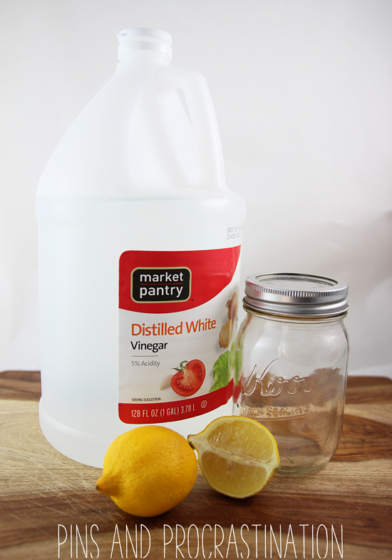 How Do I Make My Vinegar Smell Good? Homemade Citrus Infused