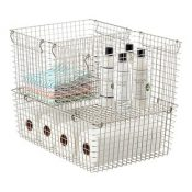 container store stacking wire baskets-min