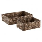 container store water hyacinth bin-min