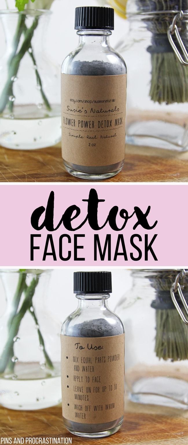 Every once in a while my skinjust feels dull- especially when I'm stressed out. But this detox face mask always helps brighten and give it a healthy glow! It uses hibiscus and lavender powder to really goes that extra mile to help detox and reduce inflammation in your skin. It's easy, effective, and only takes 5 minutes to make!