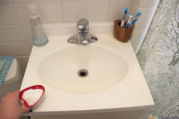 Green Bathroom Cleaners Green Drain Cleaner