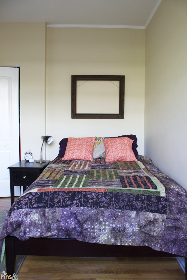 Guest Room Home Office Reveal