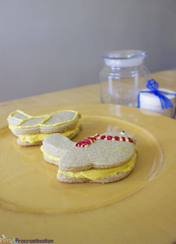 Harry Potter Gluten Free Canary Creams