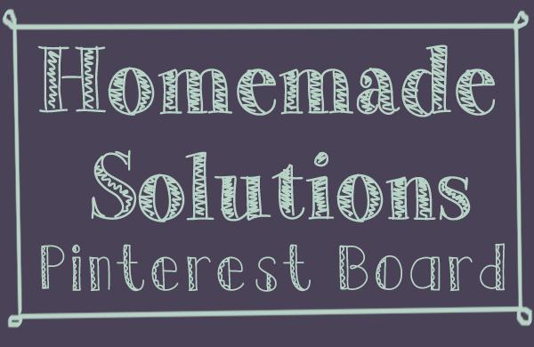 homemade-solutions-pinterest-board