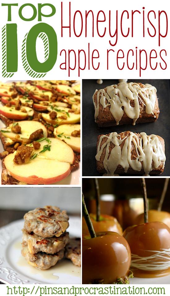 honeycrisp-apple-recieps-title