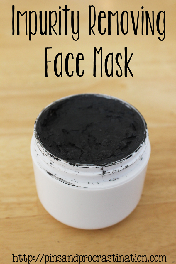 This Impurity Removing Facial Mask is so great- it helps my acne so much. It's a great natural beauty solution that my skin really loves. It's such a great DIY beauty recipe, and it's super easy to make. I can't believe how much it helps my skin!