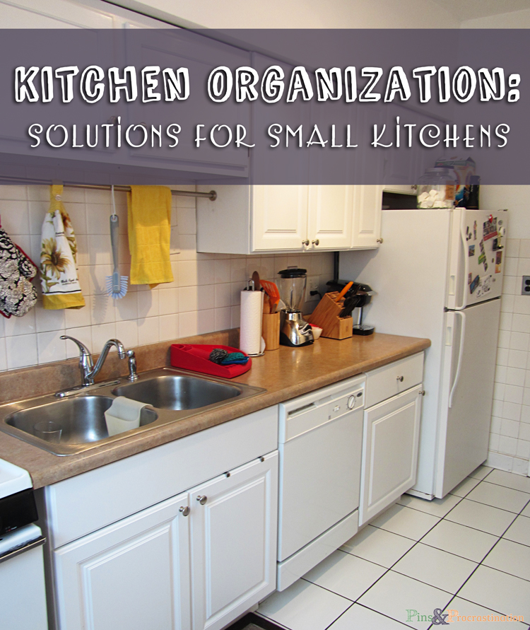 Kitchen Organization Solutions For Small Kitchens