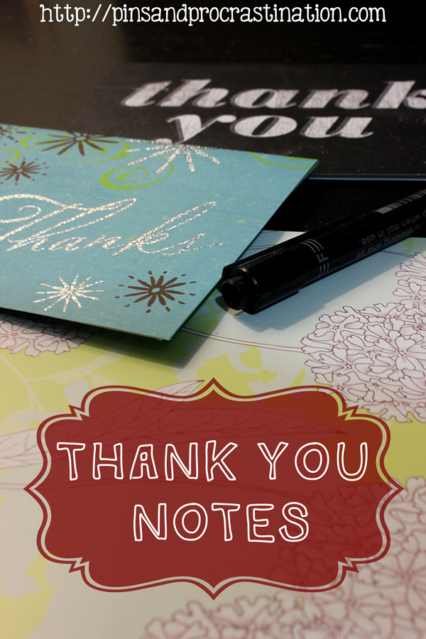 My thank you notes for thanksgiving this year- to family, friends, and YOU!